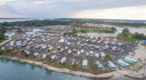 The Massive Family Campground In Delaware That's The Size Of A Small Town