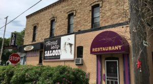 The Rustic Saloon In Michigan Where You'll Get A Taste Of The Old West