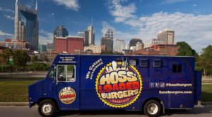 Chase Down This Food Truck In Nashville For The Best Stuffed Burgers Around