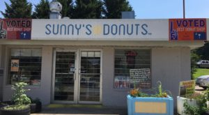 The World's Best Donuts Are Made Daily Inside This Humble Little South Carolina Gas Station Bakery