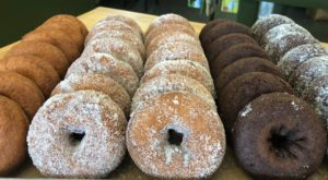 These 10 Cider And Donut Mills In Maine Will Put You In The Mood For Fall