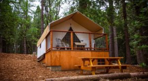 The One-Of-A-Kind Campground In Northern California That You Must Visit Before Summer Ends