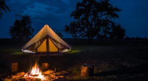 The One-Of-A-Kind Campground In Kansas That You Must Visit Before Summer Ends