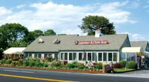 Don't Let The Outside Fool You, This Seafood Restaurant In Massachusetts Is A True Hidden Gem