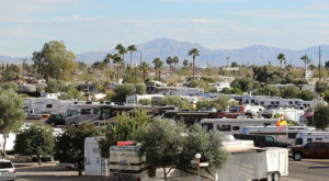 The Massive Family Campground In Arizona That's The Size Of A Small Town