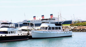 The Delightful Dockside Bed And Breakfast In Southern California Where You Can Stay The Night On A Private Yacht