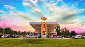 This Retro-Themed Restaurant Near Cleveland Will Have You Longing For The Good Old Days