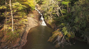 This Waterfall Gorge Swimming Hole In South Carolina Is So Hidden You'll Probably Have It All To Yourself