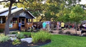 This Charming Winery Near Austin Is Perfect For A Relaxing Day Trip