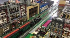 The Largest Lego Display In Mississippi Is As Magical As It Sounds