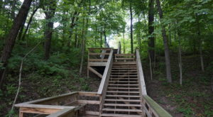 This Quaint Little Trail Is The Shortest And Sweetest Hike In Illinois