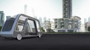 Self-Driving Hotel Rooms Could Soon Be A Reality In America