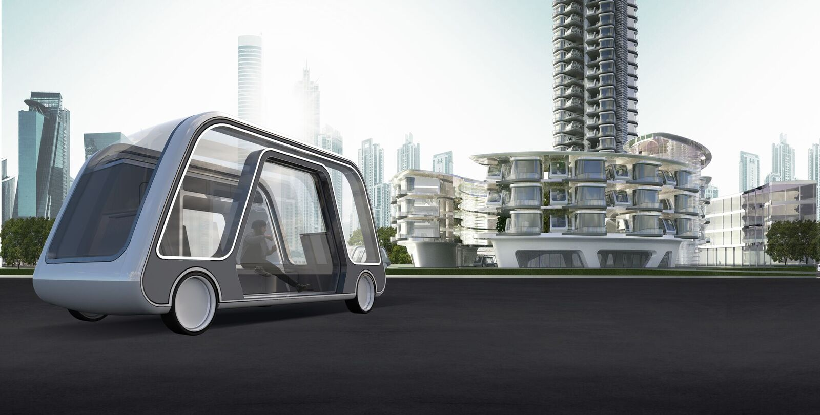 Self Driving Hotel Rooms Could Soon Be A Reality In America