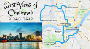 This Unique Road Trip Will Take You To The Absolute Best Views Of Cincinnati