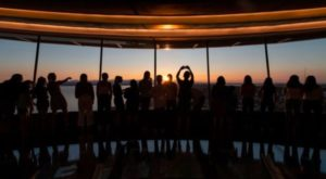 The Space Needle Just Unveiled A Rotating Glass Floor That Lets You Experience Seattle Views Like Never Before