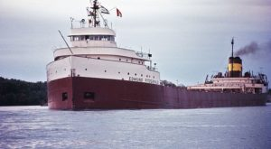 The Story Behind Michigan's Most Famous Shipwreck Will Completely Captivate You