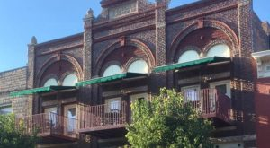 Dine On This Historic Balcony In Indiana That Offers Stunning Views