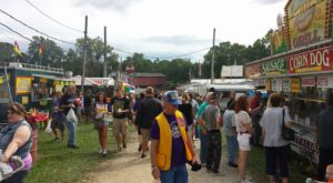 This Covered Bridge Festival In Indiana Is One Nostalgic Event You Won't Want To Miss