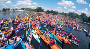 The Epic Float Trip Down The Country's Largest River That Starts In Illinois
