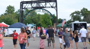 The Delicious Food Festival In Indiana Where You Get To Try A Little Of Everything