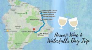 This Day Trip Will Take You To The Best Wine And Waterfalls In Hawaii