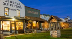 The Little Wild West Town In Kansas You Need To Visit