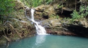 This Waterfall Swimming Hole In Hawaii Is So Hidden You'll Probably Have It All To Yourself