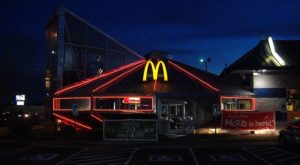 There's No Other McDonald's In The World Like This One In New Mexico