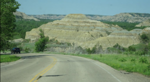 Take An Unforgettable Drive To The Top Of North Dakota's Highest Hills