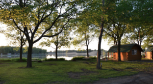 The One-Of-A-Kind Campground In Iowa That You Must Visit Before Summer Ends