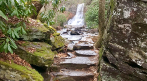Hike To The Most Underrated Falls In Virginia For A Truly Incredible Adventure