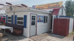 Don't Let The Outside Fool You, This Greek Restaurant In North Dakota Is A True Hidden Gem