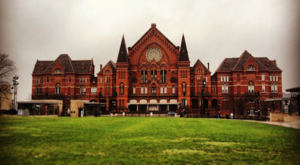The Haunted Ghost Tour That Will Take You To One Of The Most Frightening Buildings In Cincinnati