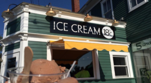 This Sweet New Hampshire Scoop Shop Serves the Most Unique Ice Cream