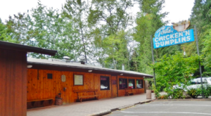 You'll Feel Right At Home At This Historic Oregon Roadhouse That Serves Amazing Chicken And Dumplings