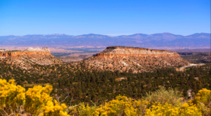 The Breathtaking Overlook In New Mexico That Lets You See For Miles And Miles