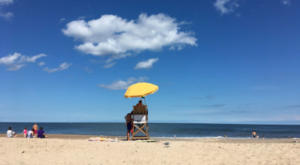 Sink Your Toes In The Sand At The Longest Beach In Delaware