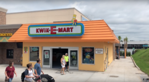 A Real Kwik-E-Mart Has Opened In South Carolina And It's Just Like In The Show