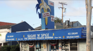 The Iconic Dessert Stand In Southern California That Will Make You Feel Like A Kid Again
