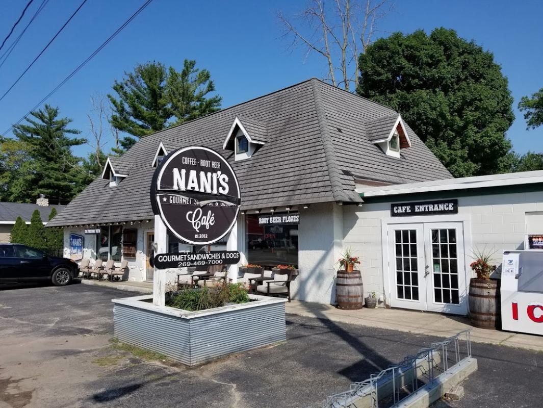 Corner Cafe Menu Delaware Ohio