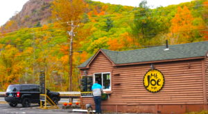 This Hidden Coffee Shop In The Massachusetts Mountains Has A Cult Following