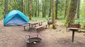 This Fairy Tale Campground In Oregon Is Like Something From A Dream