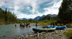 This White Water Adventure In Alaska Is An Outdoor Lover's Dream