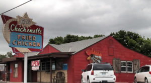 Don't Let The Outside Fool You, This Chicken Restaurant In Kansas Is A True Hidden Gem