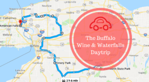 This Day Trip Will Take You To The Best Wine And Waterfalls In Buffalo