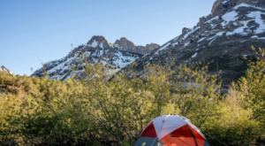 This Hidden Canyon Campground In Nevada Is Like A Little Slice Of Paradise