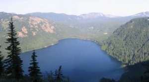 The Gorgeous Washington Lake You Never Knew Existed… But Have To Visit