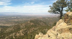 This Mountaintop Trail in New Mexico Is What Dreams Are Made Of