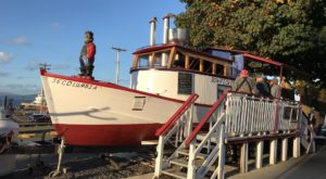 The World's Best Fish And Chips Are Made Daily Inside This Humble Little Oregon Fishing Boat