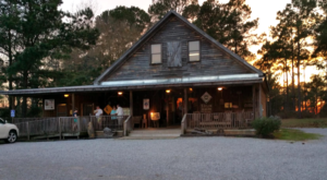 There's So Much More To This Unique Barn In Alabama Than Meets The Eye